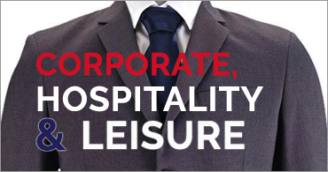 Corporate, Hospitality and Leisure