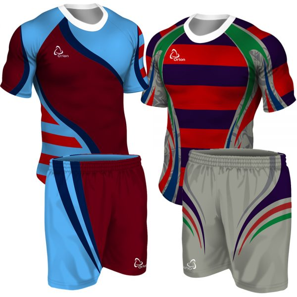 Sublimated Rugby Kit