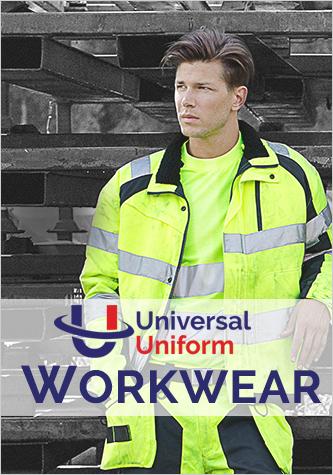Workwear from Universal Uniform