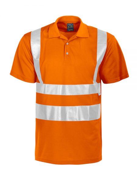 Hi-Vis Polo Shirt