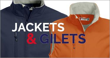 Jackets & Gilets