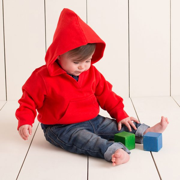 Baby and Toddler Hooded Sweatshirt