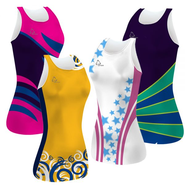 Sublimated Netball Kit