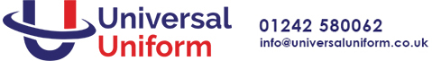 01242 580062 info@universaluniform.co.uk