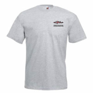 English Powerlifting 2019 Champion T-Shirt