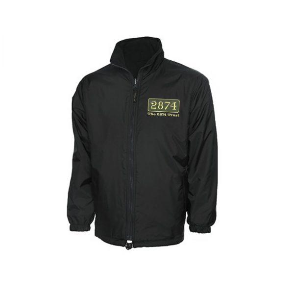 The 2874 Trust Reversible Fleece Jacket