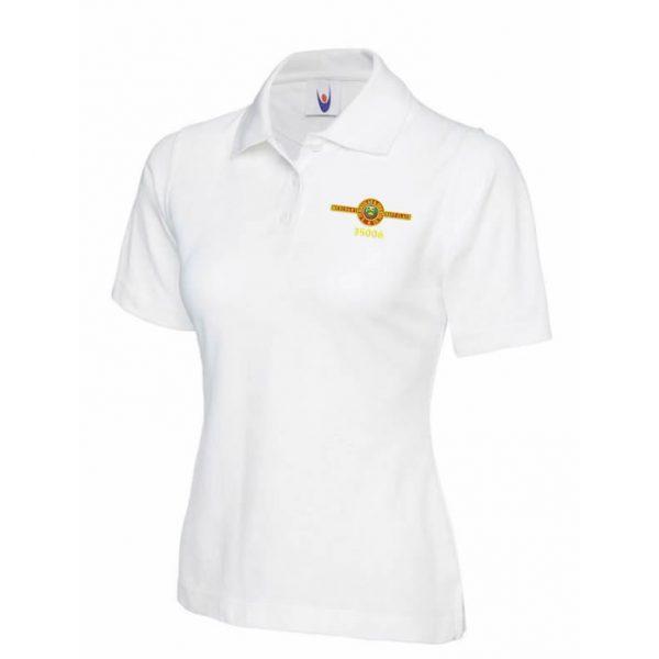 Train 35006 Ladies Polo Shirt