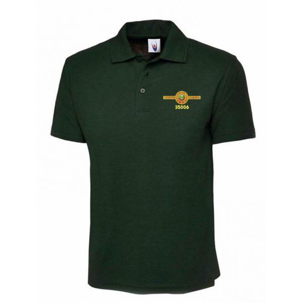 Train 35006 Mens Polo Shirt