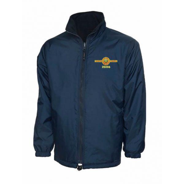 Train 35006 Reversible Fleece Jacket