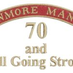 70th Celebration Logo