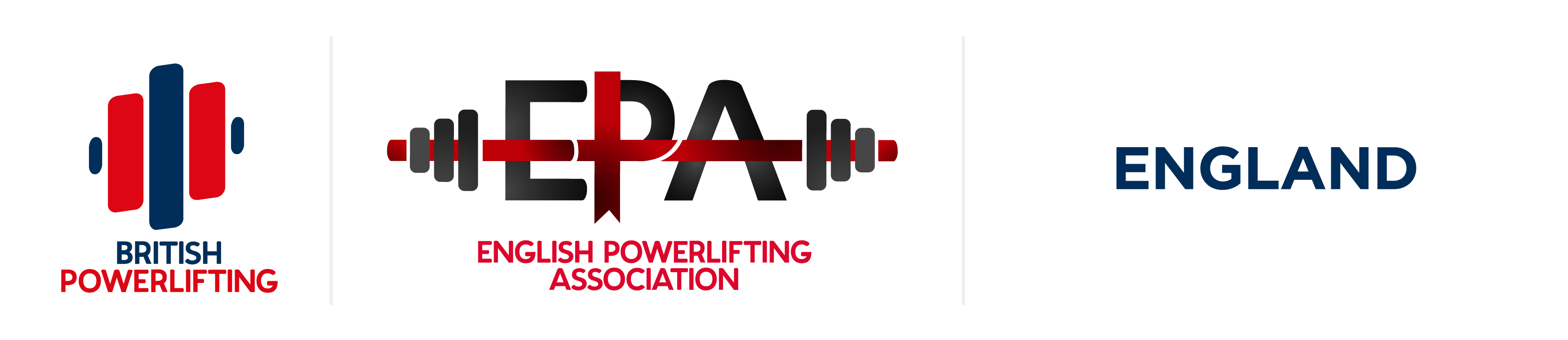 English Powerlifting Logo