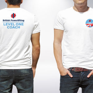 BPL Level 1 Coach T-Shirt