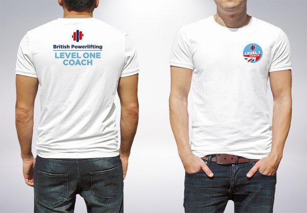 BPL Level 1 Coach T-Shirt