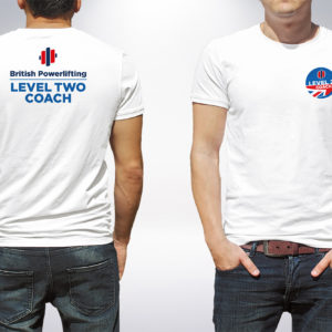 BPL Level 2 Coach T-Shirt