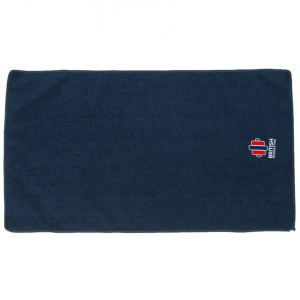 British Powerlifting Towel
