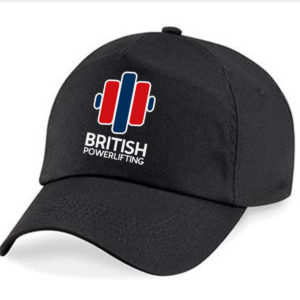 British Powerlifting Cap