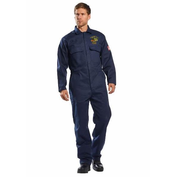 Foremarke Hall 7903 Fire Retardant Boiler Suit