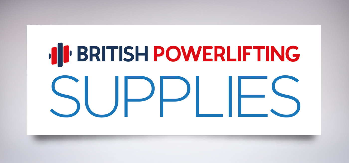 British Powerlifting Supplies Banner