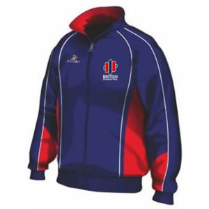 British Powerlifting Champions Range Tracksuit Top