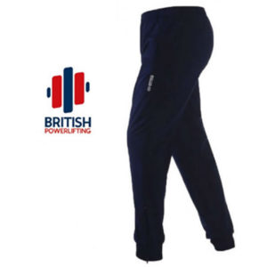 British Powerlifting Tracksuit Trousers