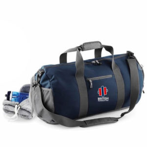 British Powerlifting Training Bag
