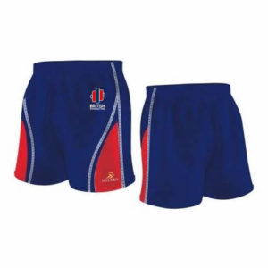 British Powerlifting Champion Range Shorts