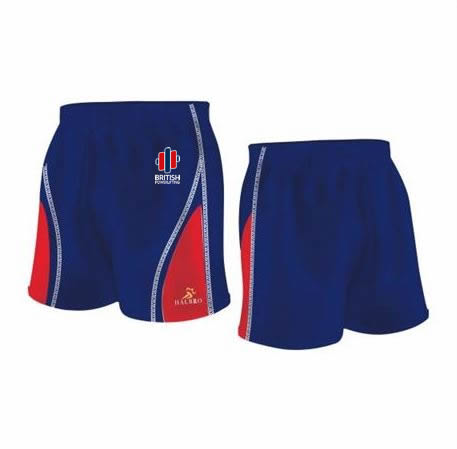 British Powerlifting Champion Range Shorts
