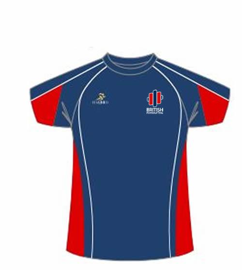 British Powerlifting Champion Range T-Shirt