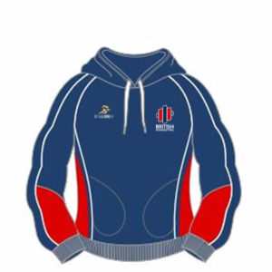 British Powerlifting Champion Range Hoodie