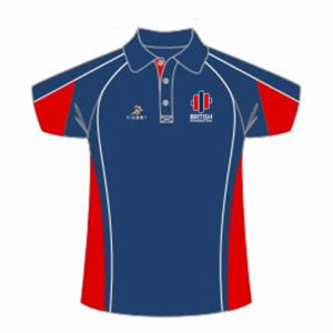 British Powerlifting Champion Range Polo Shirt