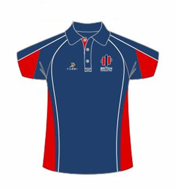 British Powerlifting Champion Range Polo Shirt
