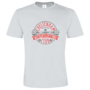 Cheltenham Weightlifting Club T-Shirt 2