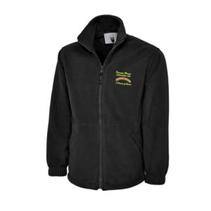 Dinmore Manor Fleece in Black