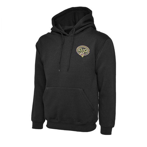 GWR Hoodie in Black