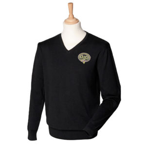 GWR Mens V Neck Sweater