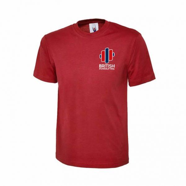 British Powerlifting T-Shirt