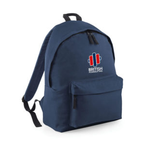 British Powerlifting Backpack