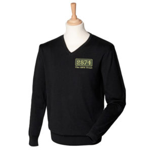 The 2874 Trust V Neck Jumper for Men