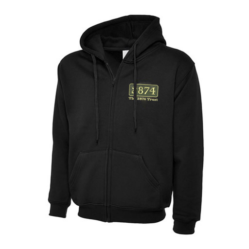 The 2874 Trust Hooded Jacket