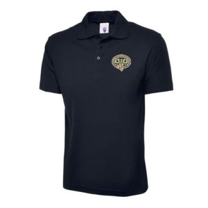 Mens GWR Polo in Navy