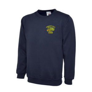 Foremarke Hall Sweatshirt in Navy