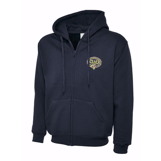 GWR Zip Jacket in Navy