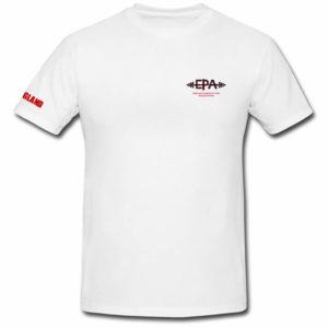 EPL Team White T-Shirt
