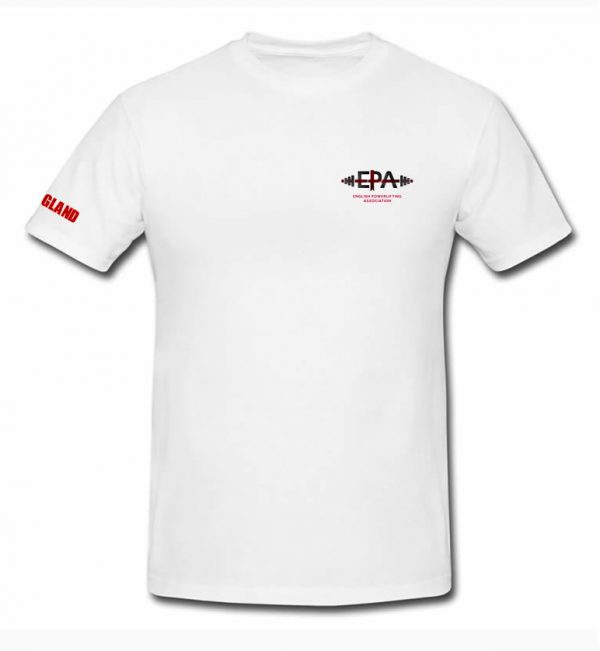 EPL Team White T-Shirt