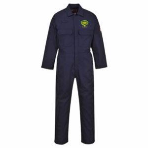Fire Retardant Boiler Suit pw250