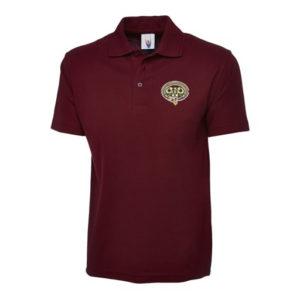 GWR Men's Polo Shirt - Maroon