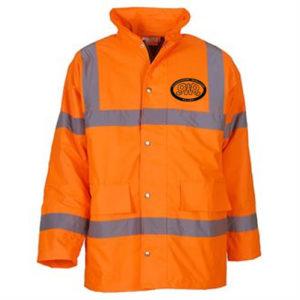 GWR Orange Hi-Viz Coat