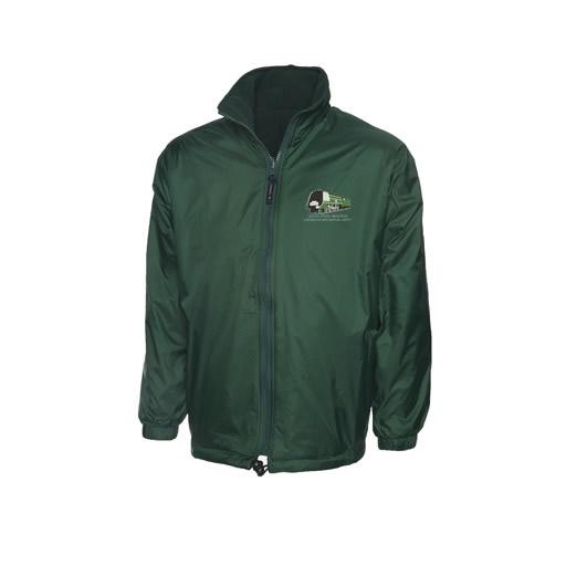 35011 General Steam reversible jacket
