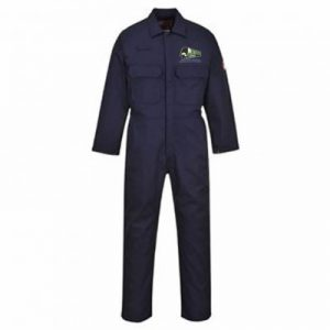 General Steam Fire Retardant Boilersuit