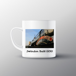 Dinmore Manor Printed Mug